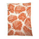 Terracotta Paradise Recycled Cotton Throw