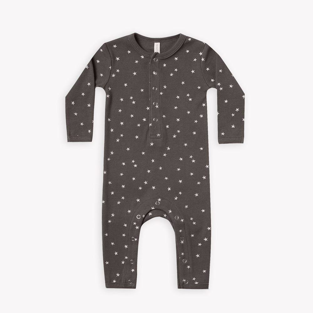 Ribbed Starry Jumpsuit