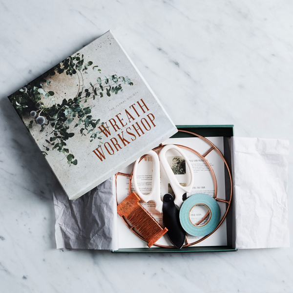 DIY Wreath Workshop Box Set