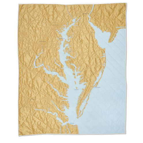 Chesapeake Bay Quilt