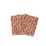 Terracotta Fern Table Runner