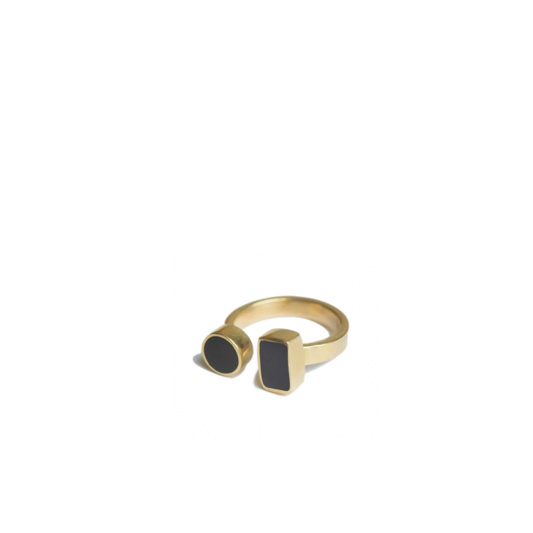 Black Mari Ring