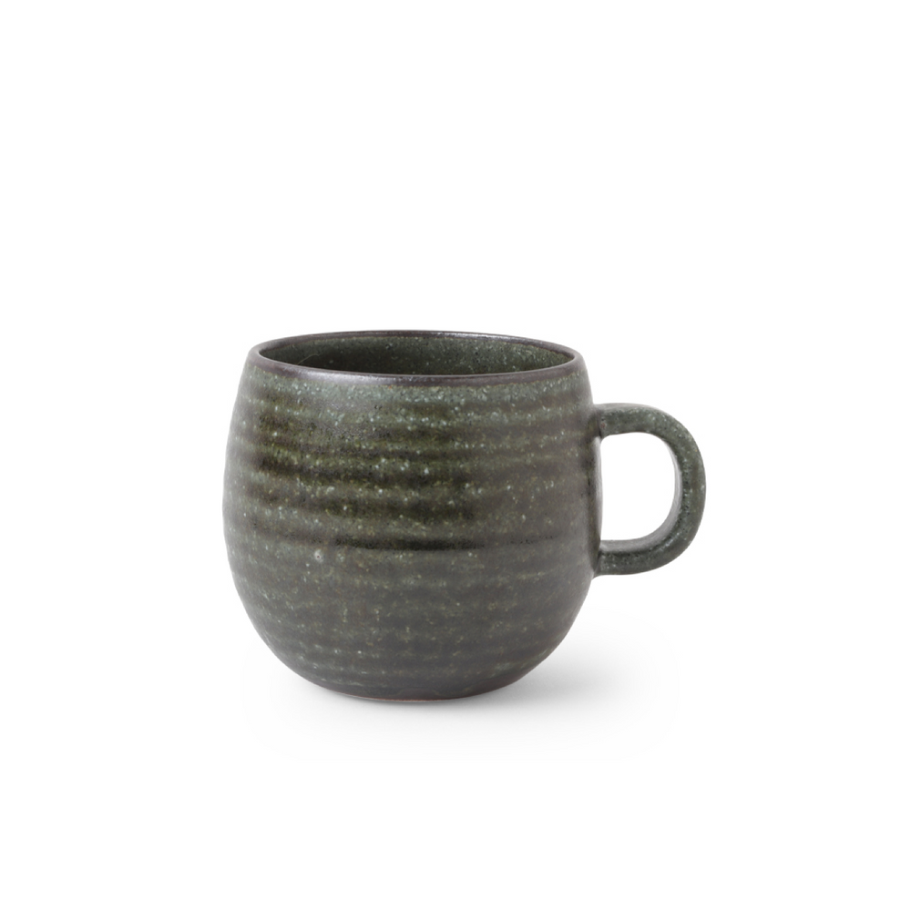 Forest Green La Terre Mug