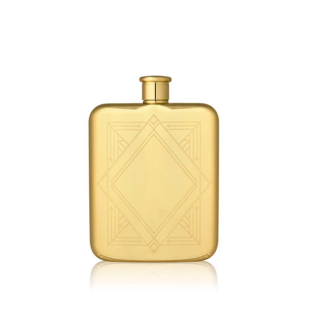 Belmont Deco Flask