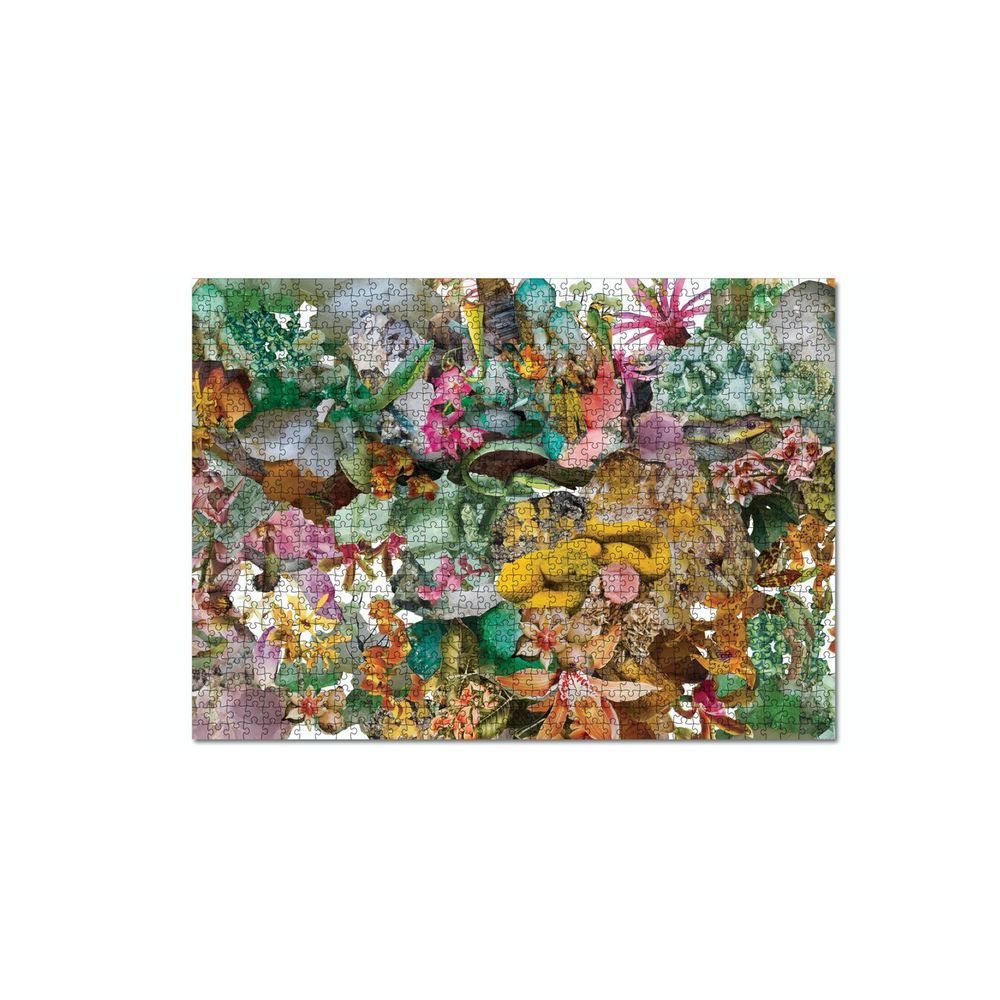 The Flora + Edition Puzzle