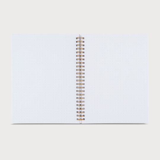 Dot Grid Notebook