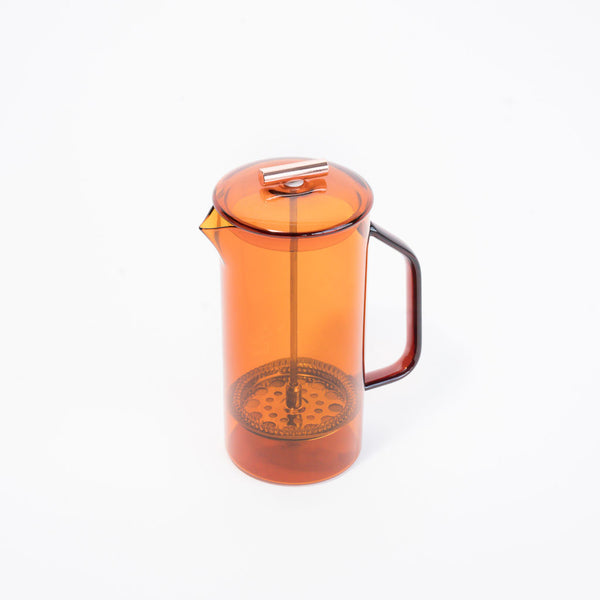 Amber French Press