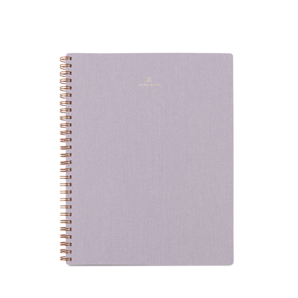 Appointed Co. Notebook