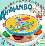 Animambo Children's Tambourine
