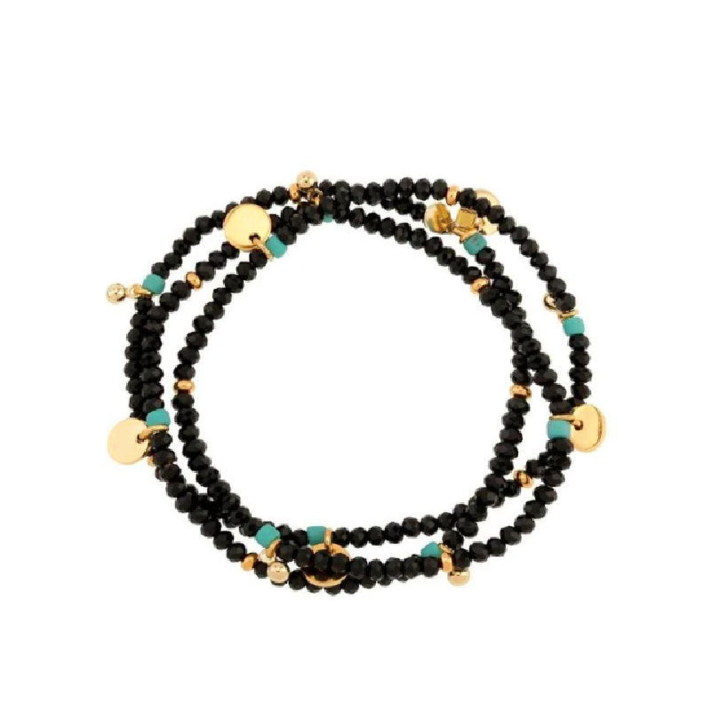 Eliza Bracelet in Black