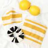 Sunflower Mask Pouch