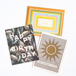 Birthday Card Trio