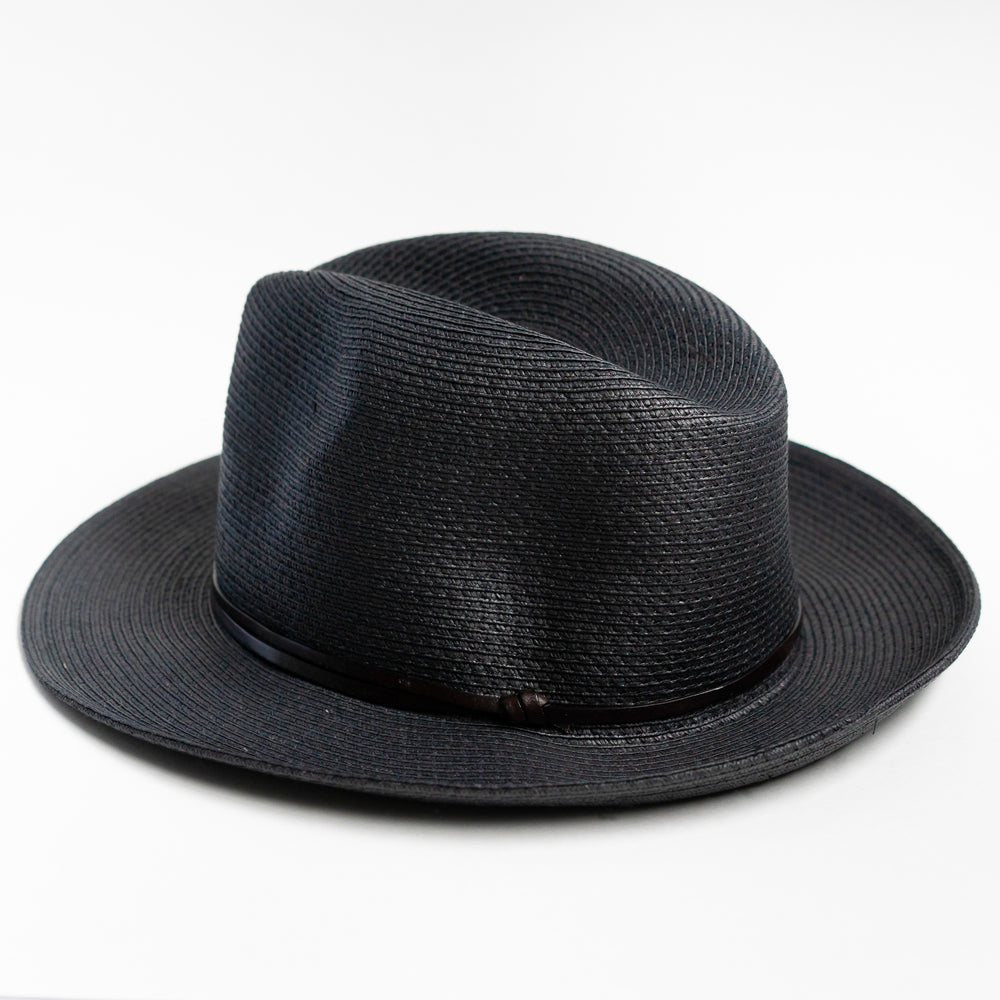 Black Fedora Hat