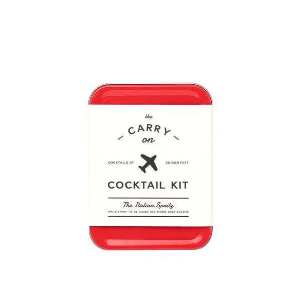 Italian Spritz Carry-On Cocktail Kit