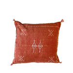 Ja Cactus Silk Pillow