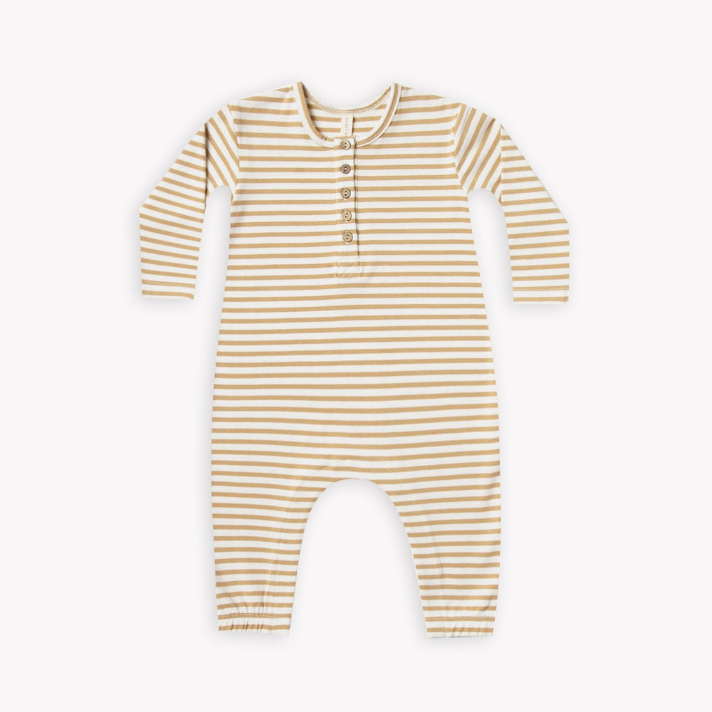 Honey Stripe Jumpsuit