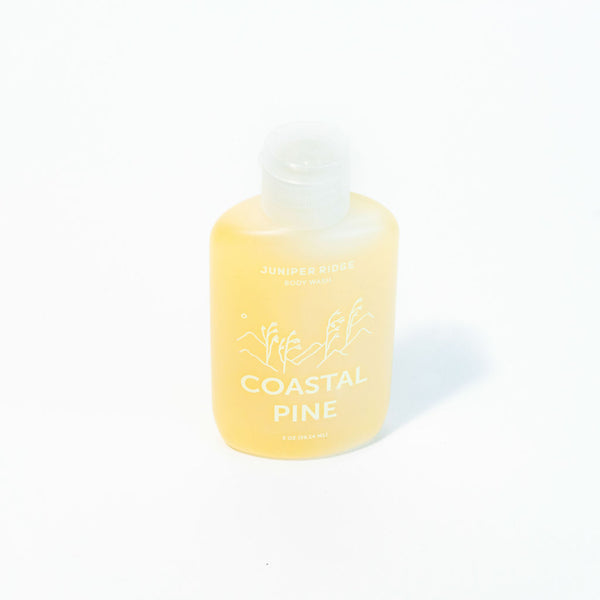 Coastal Pines Body Wash