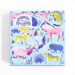 Mammals with Mohawks Puzzle