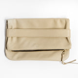 The Mary Foldover Clutch