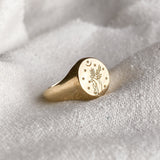 Diana Signet Ring