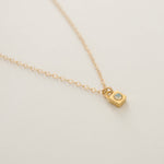 Loner Lock Necklace
