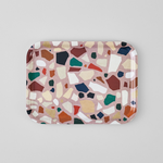 Mini Terrazzo Rectangle Tray