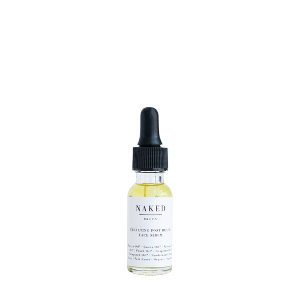 Hydrating Post Beach Face Serum