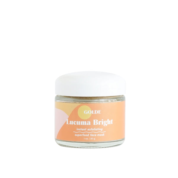 Lucuma Bright Face Mask