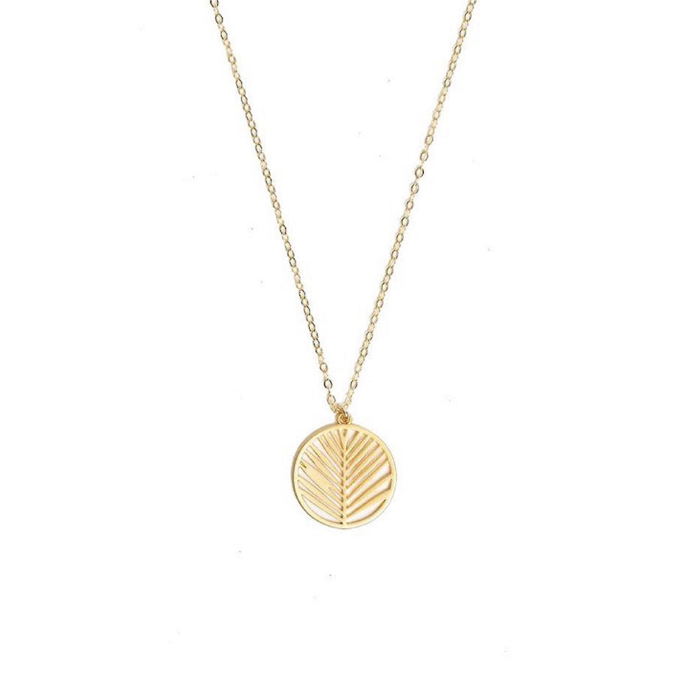 In the Palms Necklace