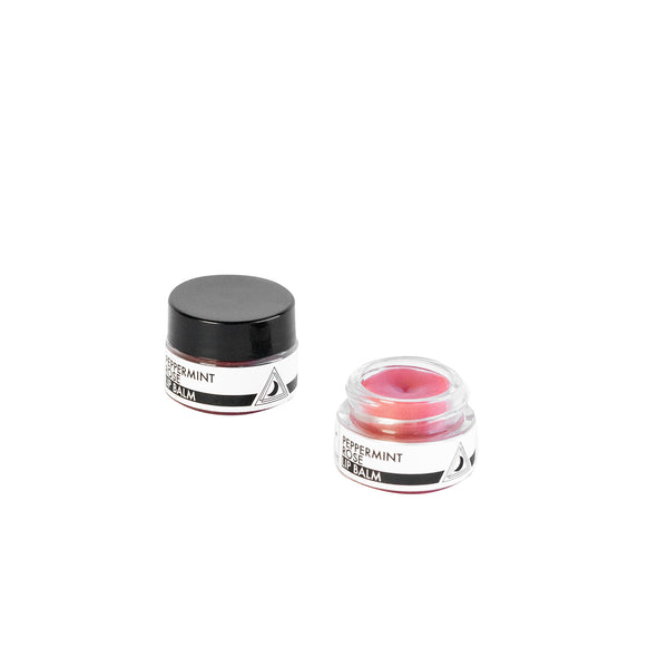 Peppermint Rose Tinted Lip Balm