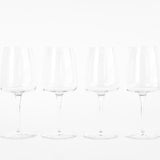 Planeo Wine Glasses, Set of 4