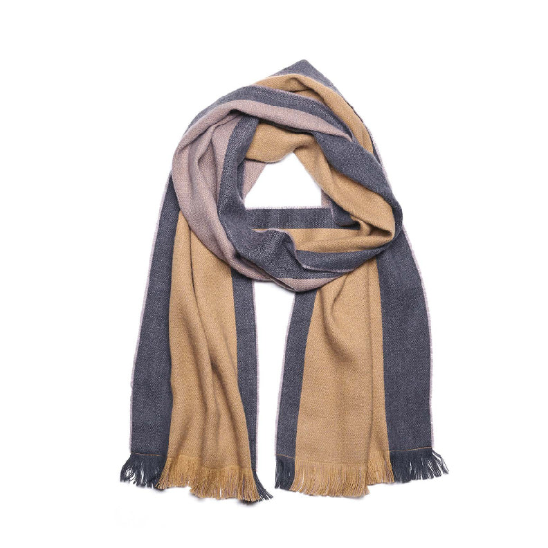 Olive Reversible Scarf