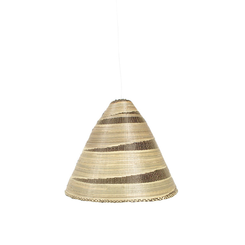 Sun Kissed Small Huye Cone Pendant Light