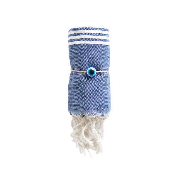 Striped Turkish Hand Towel