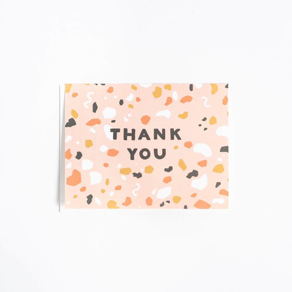 Thank You Card Trio