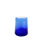 Blue Moroccan Glass, Set of 6