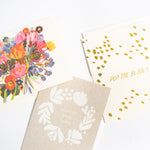 Wedding Card Trio