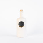 White Waxing Moon Bottle