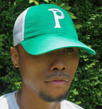 "Mesh Back ""P""eachtree Logo Hat"