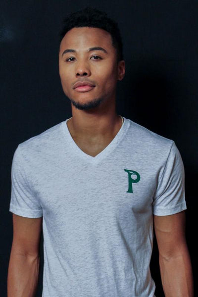V-Neck New Logo Tee