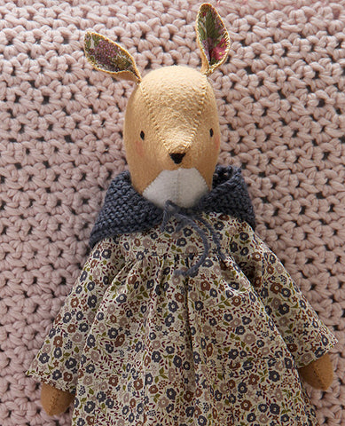 Miss Dandelion Doe Softie Sewing Pattern