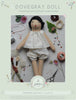Dovegray Doll Sewing Pattern