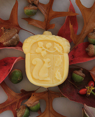 Knitter's Lotion Bar: Autumn Woods PRE-ORDER