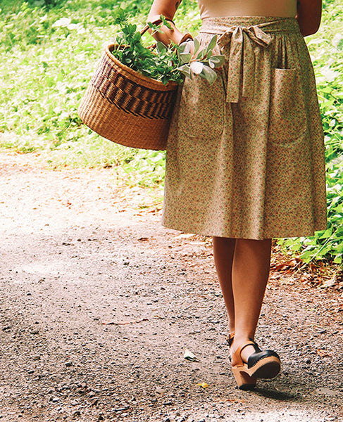 Scarborough Fair Skirt Pattern