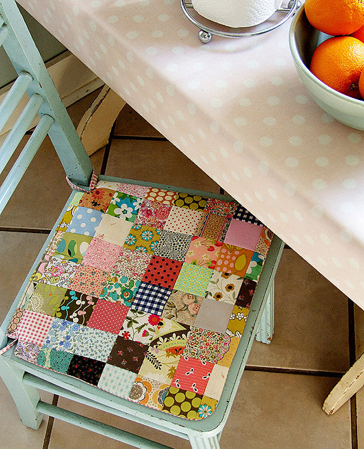 Summerhouse Seat Cushion Sewing Pattern – Posie: Patterns and Kits ...