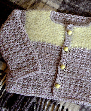 Mardi Baby Sweater Pattern