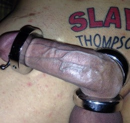 Swinging Dick with Slave Thompson