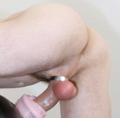 "Titan Cockring:  ""a terrific cock ring that looks good and performs well"""