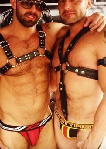 Live from IML:  The Prince Albert Guys...