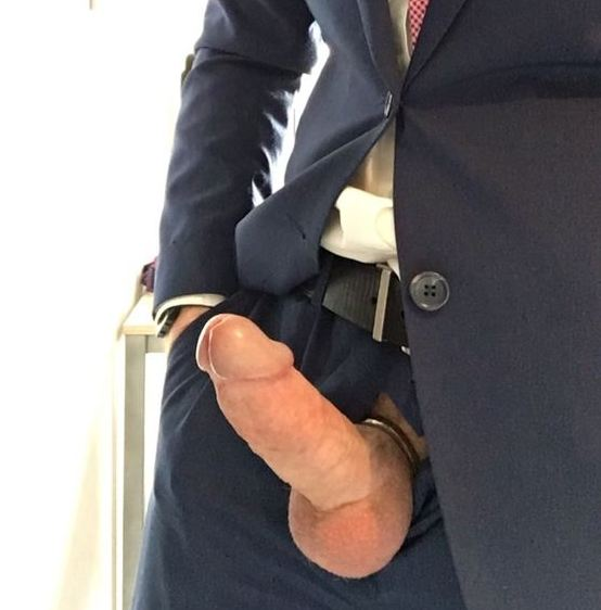 "Titan .2 Cockring:  ""I can feel my cock & balls chubbed & bouncing under my suit"""